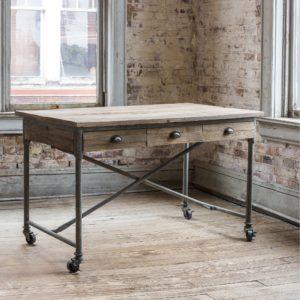Old Elm Desk