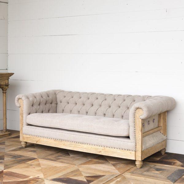 Hillcrest Tufted Sofa