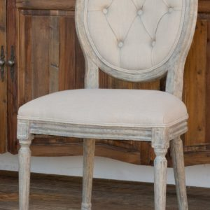 Tufted Back Dining Chair (set of 2)