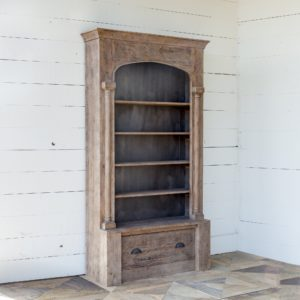 Single Arched Pharmacy Cabinet