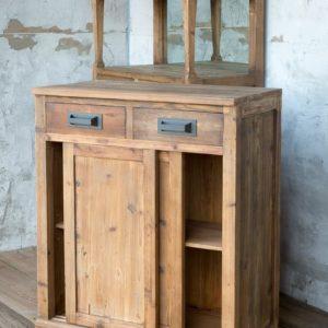 Low Bar Back Cabinet