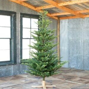 Great Northern Spruce Tree with Micro LED Lights 7.5'
